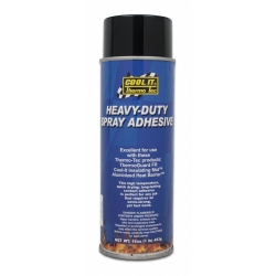 Lepidlo ve spreji Thermotec (Heavy duty spray adhesive)