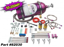 ZEX direct port nitrous system pro V4