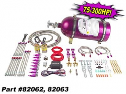 ZEX direct port nitrous system pro V8 (small block)