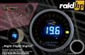 Raid Night flight digital - A/F ratio + voltmetr