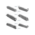Intercooler FMIC Forge Motorsport 650 x 223 x 80mm (500 x 175 x 60mm) - výstupy 51mm
