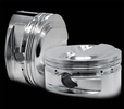 Kované písty CP Pistons Ford C-Max / Fiesta / Focus / Mondeo / S-Max Duratec 2.0 - 87.5mm - 9.0:1 |