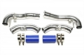 Hard Pipes Kit (inlet pipes) Audi A6 C5 / S4 / RS4 B5 2.7 30V Bi-Turbo (99-06) - K04 | High performance parts