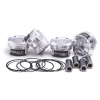 Kované písty ZRP Diamond Series na Audi RS3 8V / RSQ3 / TT RS 2.5 TFSI - 83.00mm - 9.4:1 |