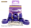 Silentbloky Powerflex Rover Mini Cooper Rear Sub Frame Mounting Kit -76 |