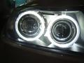 LED do AE kroužků BMW E39 E53 E60 E61 E63 E64 E65 E66 E87 xenon bílá | High performance parts