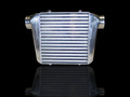 Intercooler FMIC 460 x 300 x 76mm (280 x 300 x 76mm) - výstupy 80mm | High performance parts