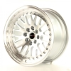Alu kolo Japan Racing JR10 15x8 ET15 4x100/114 Machined Silver |