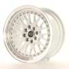 Alu kolo Japan Racing JR10 15x8 ET15 4x100/114 White  |