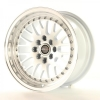 Alu kolo Japan Racing JR10 15x8 ET15 4x100/114 White Machined |