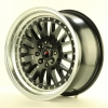 Alu kolo Japan Racing JR10 15x8 ET20 4x100/108 Matt Black |