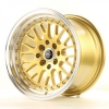 Alu kolo Japan Racing JR10 15x9 ET10 4x100/114 Gold |