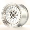 Alu kolo Japan Racing JR10 15x9 ET10 4x100/114 Machined Silver |