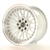 Alu kolo Japan Racing JR10 15x9 ET10 4x100/114 White |