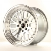 Alu kolo Japan Racing JR10 16x8 ET10 4x100/114 Machined Silver |